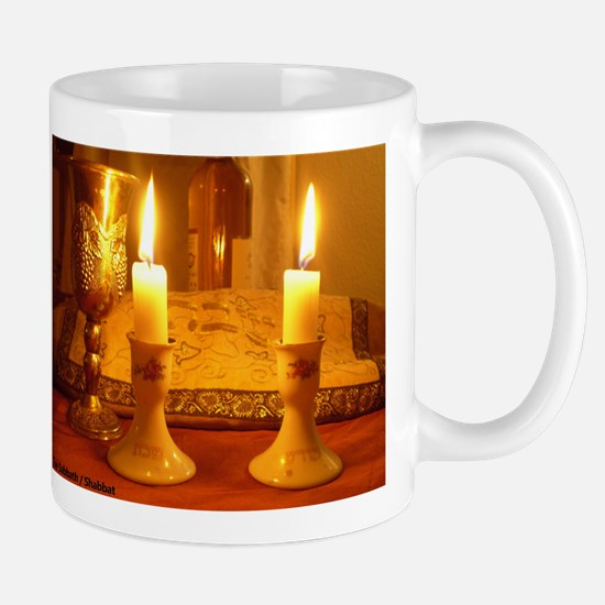 The Sabbath - Shabbat Mug