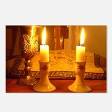 The Sabbath - Shabbat Postcards (Package of 8)