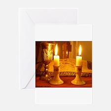 The Sabbath - Shabbat Greeting Card
