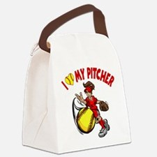 Pitch Canvas Lunch Bag