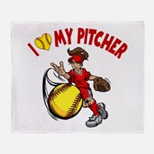 Pitch Throw Blanket