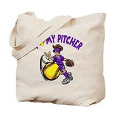 Pitch Tote Bag