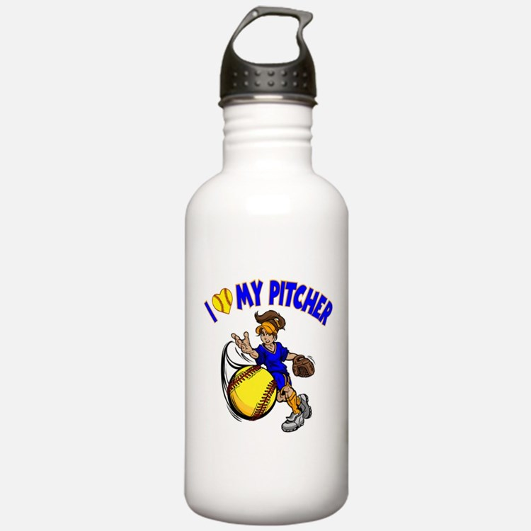 Pitch Water Bottle