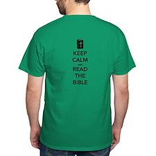 Read Bible T-Shirt
