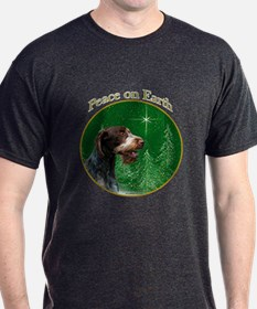 Wirehaired Peace T-Shirt
