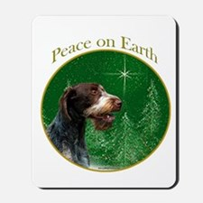 Wirehaired Peace Mousepad