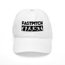 PITCHING Baseball Cap