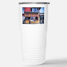 LONGMED DOG MEAT RESTAU Travel Mug