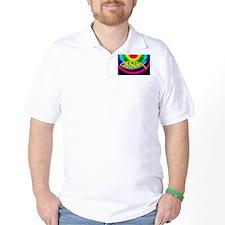 JESUS FISH RAINBOW ICHTHYS T-Shirt