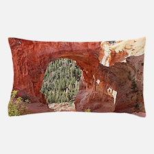 Natural Bridge Arch, Bryce Canyon, Uta Pillow Case
