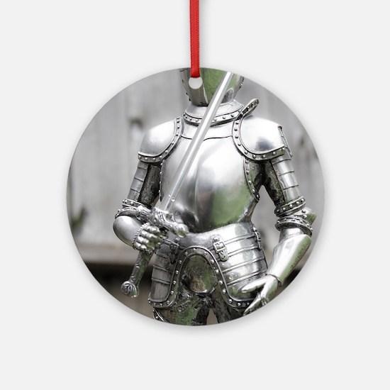 Shining Armor Ornament (Round)