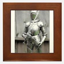 Shining Armor Framed Tile