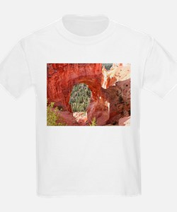 Natural Bridge Arch, Bryce Canyon, Utah, U T-Shirt