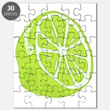 Tropical Summer Lime Puzzle