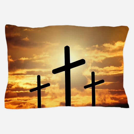 The Cross Pillow Case