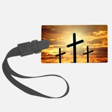 The Cross Luggage Tag