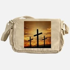 The Cross Messenger Bag