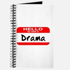 Hello My Name Is Drama Journal