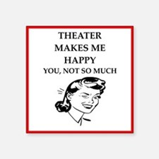 theater Sticker