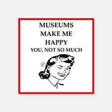 museums Sticker