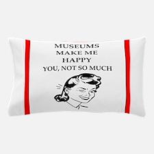 museums Pillow Case