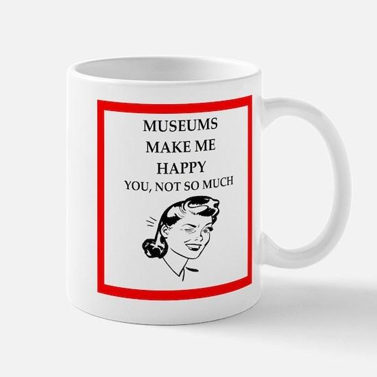museums Mugs
