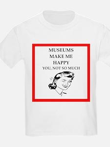museums T-Shirt