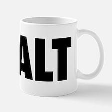 HALT Mug