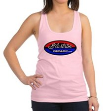 CGOAMN.com football Racerback Tank Top