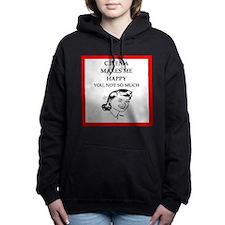 cinema Women's Hooded Sweatshirt