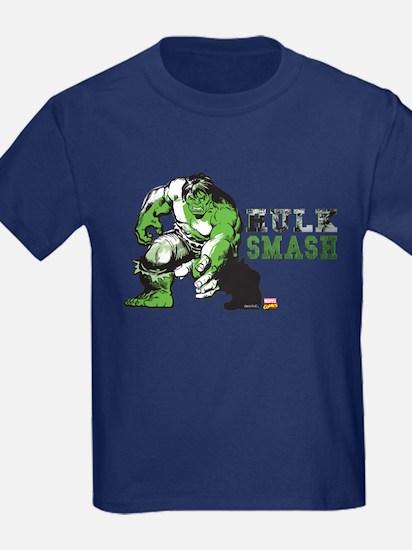 Hulk Color Splash T