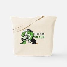 Hulk Color Splash Tote Bag