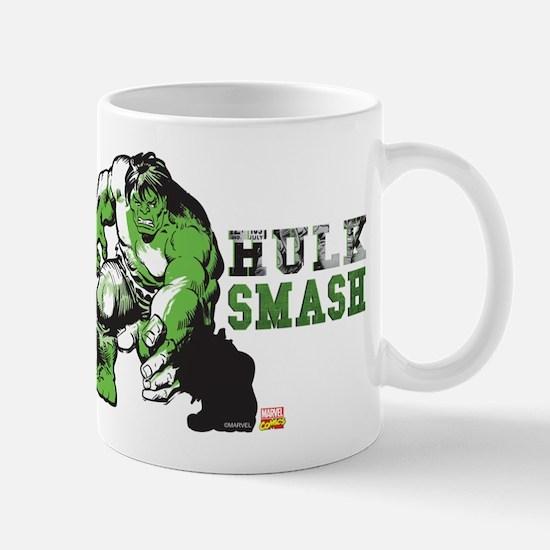 Hulk Color Splash Mug