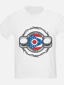 Hard Core Ohio Golf T-Shirt