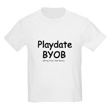 BYOB - Brinig your own boob T-Shirt