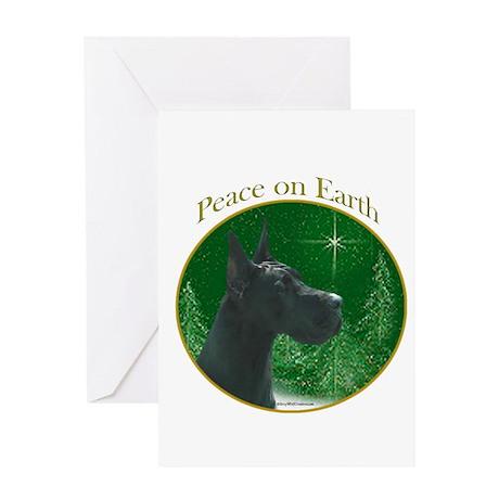 Dane Peace Greeting Card