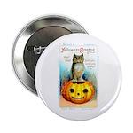 Halloween Owl & Pumpkin 2.25