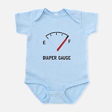 Diaper Gauge 2 Body Suit