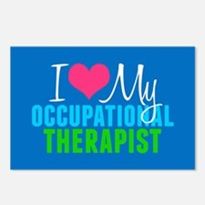 Love My OT Postcards (Package of 8)
