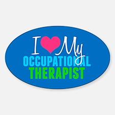 Love My OT Sticker (Oval)