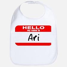 Hello My Name is Ari Bib