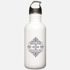 Consulting Detective (blue) Water Bottle