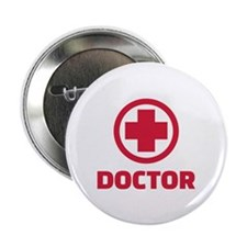 "Doctor 2.25"" Button (10 pack)"
