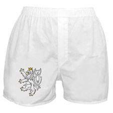 Czech Lion Boxer Shorts