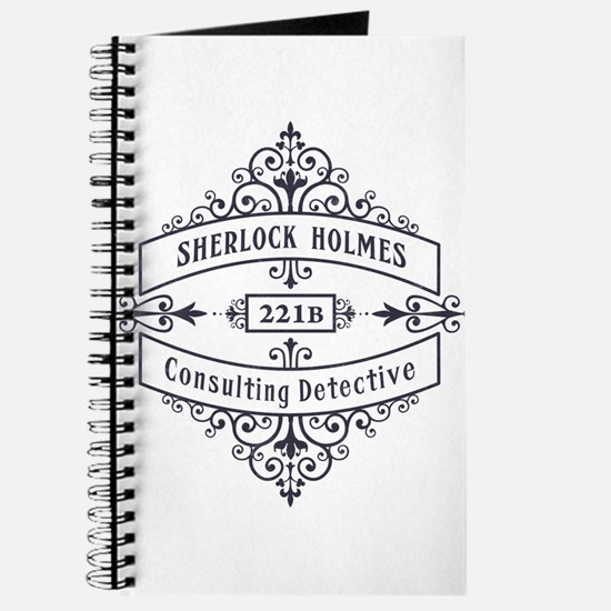Consulting Detective (blue) Journal
