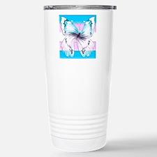 transgender butterfly of transition Travel Mug