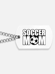 Soccer Mom  Dog Tags
