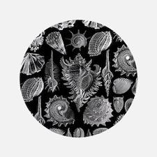 Vintage Seashells Button