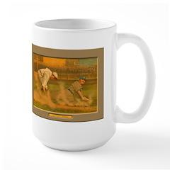 Retro Baseball Mug