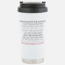Cute Central services Travel Mug